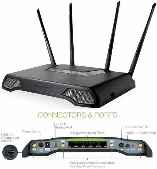 Amped Wireless Extender Setup